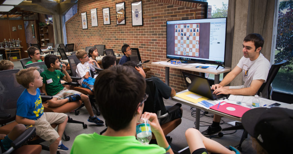 SPICE Chess Camp