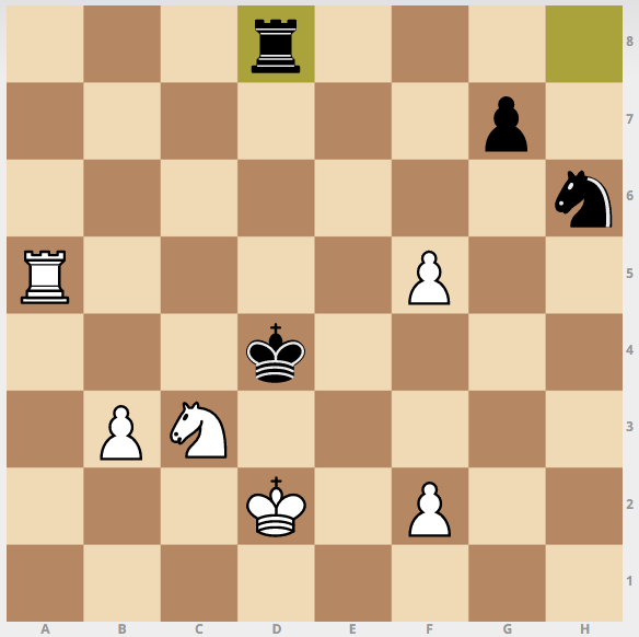Wesley So missed a mate in 2 against me. Can you find it?